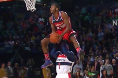 John Wall NBA Slam Dunk Contest